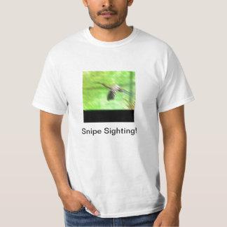 Snipe Sighting! T Shirt