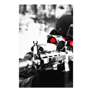 Sniper Art Stationery