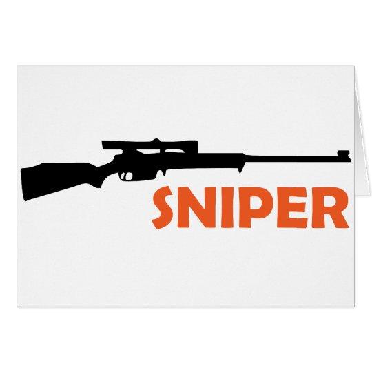 **SNIPER** CARD
