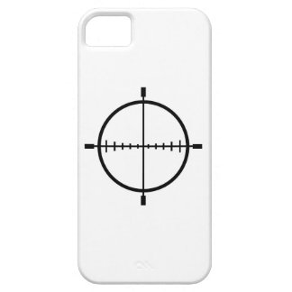 Sniper Cross Hair (1) iPhone SE/5/5s Case