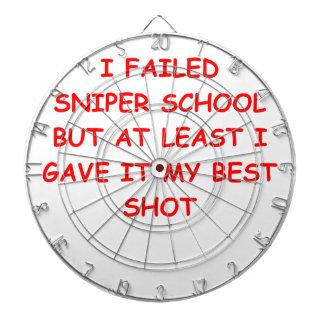 sniper dart boards