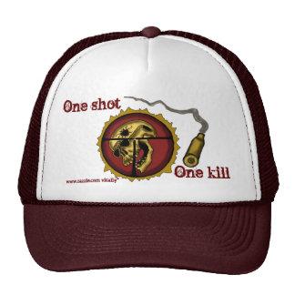 Sniper hat design