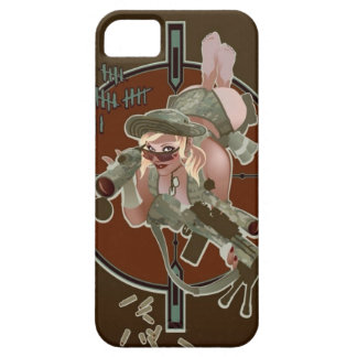 Sniper iPhone SE/5/5s Case