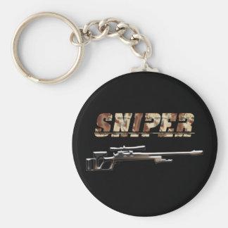 Sniper Keychain
