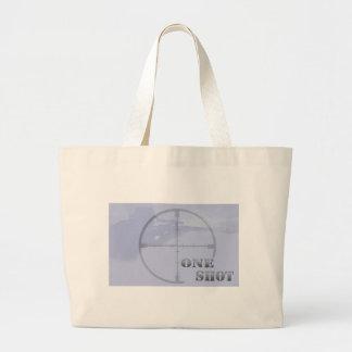 sniper large tote bag