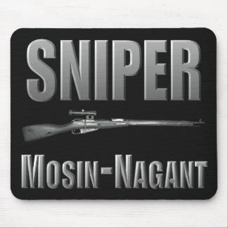 Sniper Mosin-Nagant Mousepad