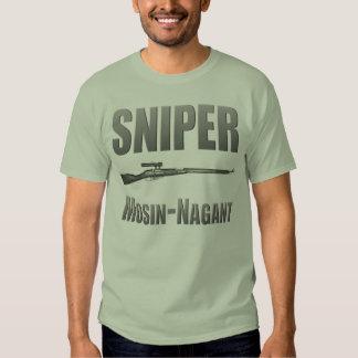 Sniper Mosin-Nagant T-Shirt