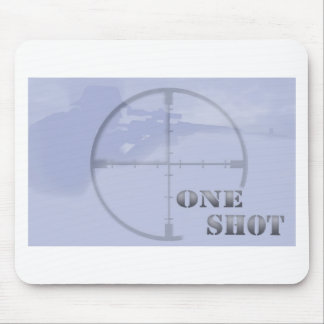 sniper mouse pad