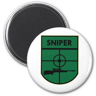 Sniper Patch Magnet