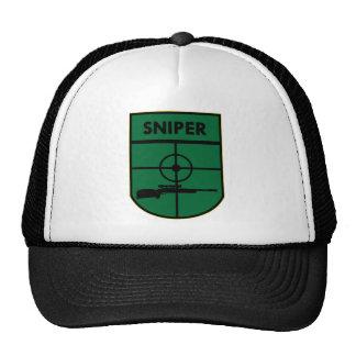 Sniper Patch Trucker Hat