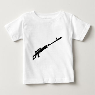 Sniper Rifle Baby T-Shirt