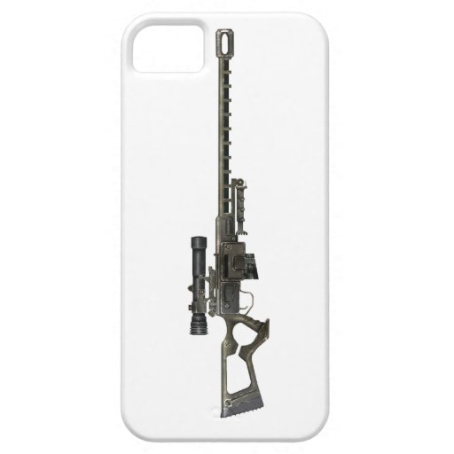 Sniper Rifle iPhone 5 Cover