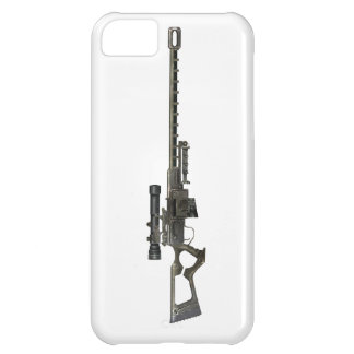 Sniper Rifle iPhone 5C Cover