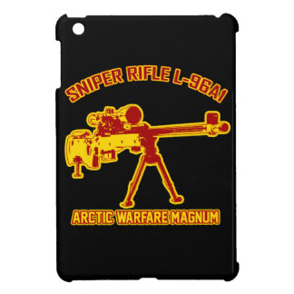 Sniper Rifle L-96A1 iPad Mini Case