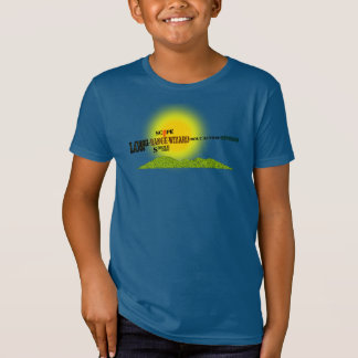 Sniper Rifle (Long Range Wizard) kids t-shirt