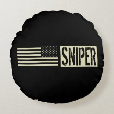 Sniper Round Pillow