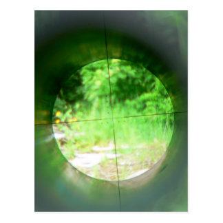 Sniper Scope Postcard