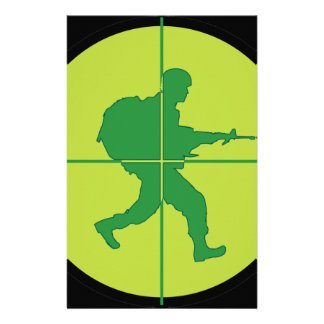 Sniper Scope Stationery