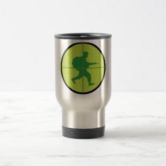 Sniper Scope Travel Mug