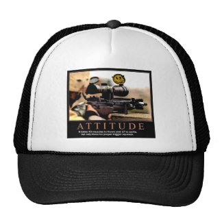 Snipers Attitude.png Trucker Hat