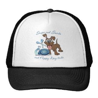 SNIPS SNAILS & PUPPY DOG TAILS ... TRUCKER HAT
