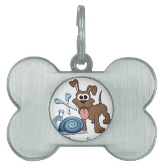 SNIPS SNAILS & PUPPY DOG TAILS ... PET TAGS