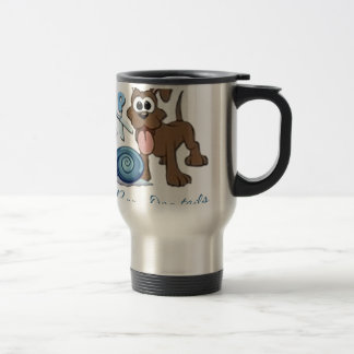 SNIPS SNAILS & PUPPY DOG TAILS ... TRAVEL MUG