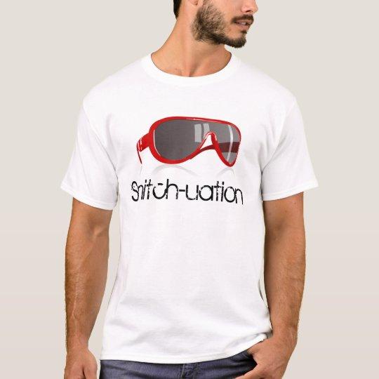 Snitch-uation T-shirt