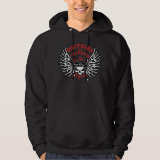 Snitches Get Stitches Pullover