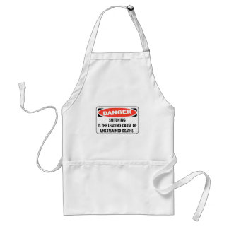 Snitching Adult Apron