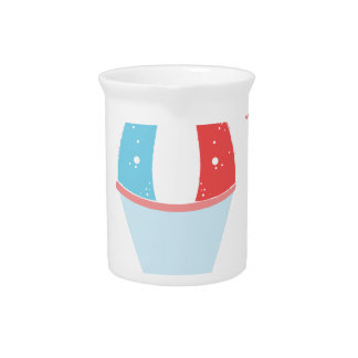 Sno Cool Drink Pitcher