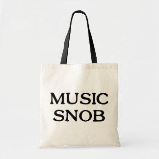 Snob de la música