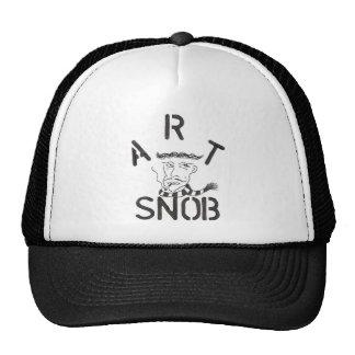 """""""Snob del arte """" Gorro"""