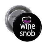 Snob del vino pin