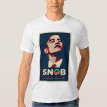 SNOB + Los amigos de Obama - modificados para Playera