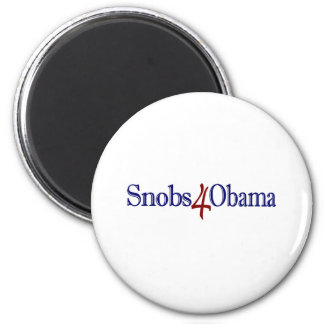 Snobs 4 Obama Magnet