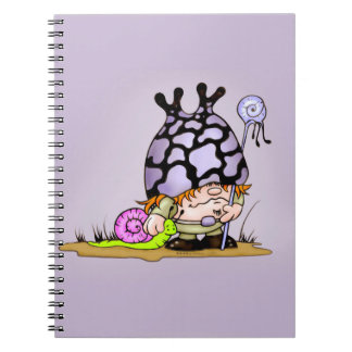 SNOGG AND TRIPOK MONSTERS NOTE book