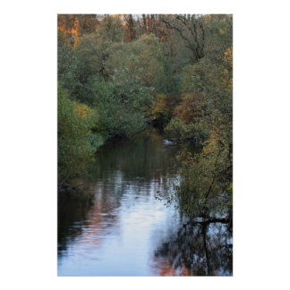 Snohomish River Poster