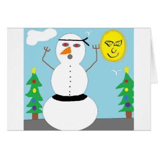 snoman card
