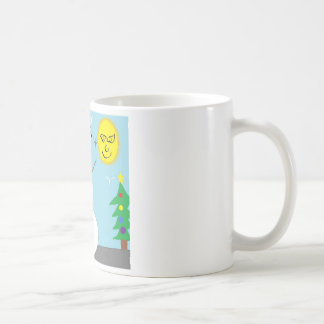 snoman coffee mug