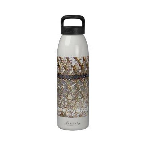 Snook - botella de agua de aluminio