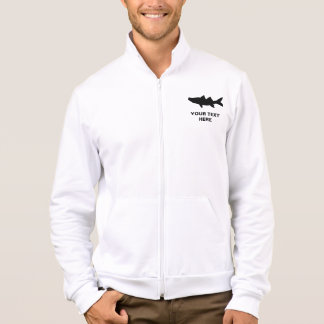 Snook Fishing Silhouette Jacket