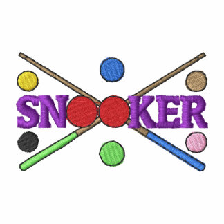 Snooker Embroidered Shirt