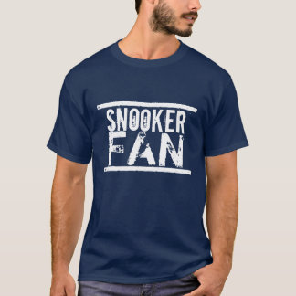 Snooker Fan t-shirt