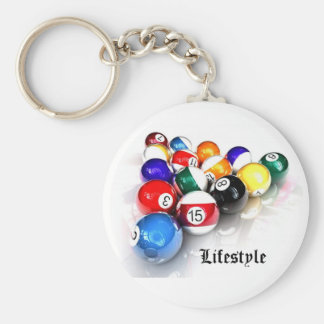 Snooker - Lifestyle Keychains