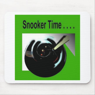 Snooker Lucky Mouse Pad