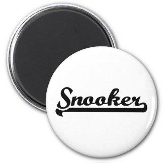 Snooker Fridge Magnets