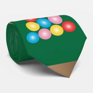 Snooker Neck Tie