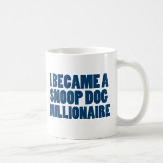 Snoop Dog Millionaire Mugs