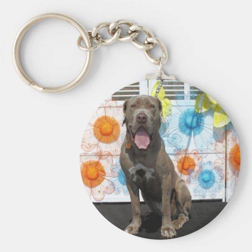 Snoop - Neopolitan Mastiff -3 Keychain